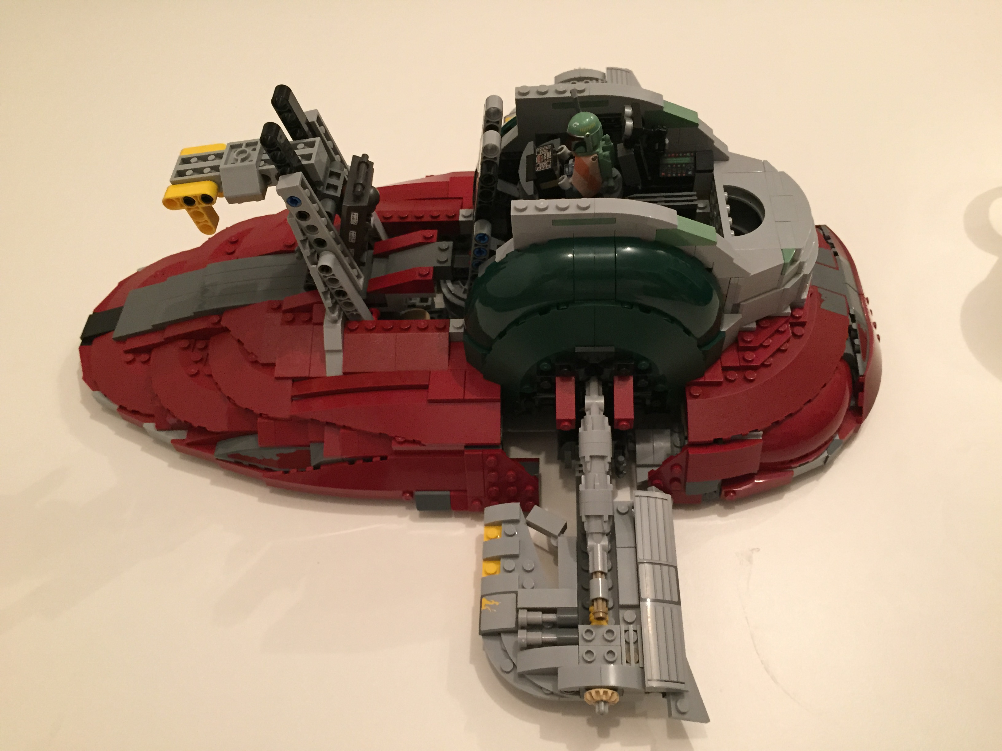 lego star wars slave i 75060 review