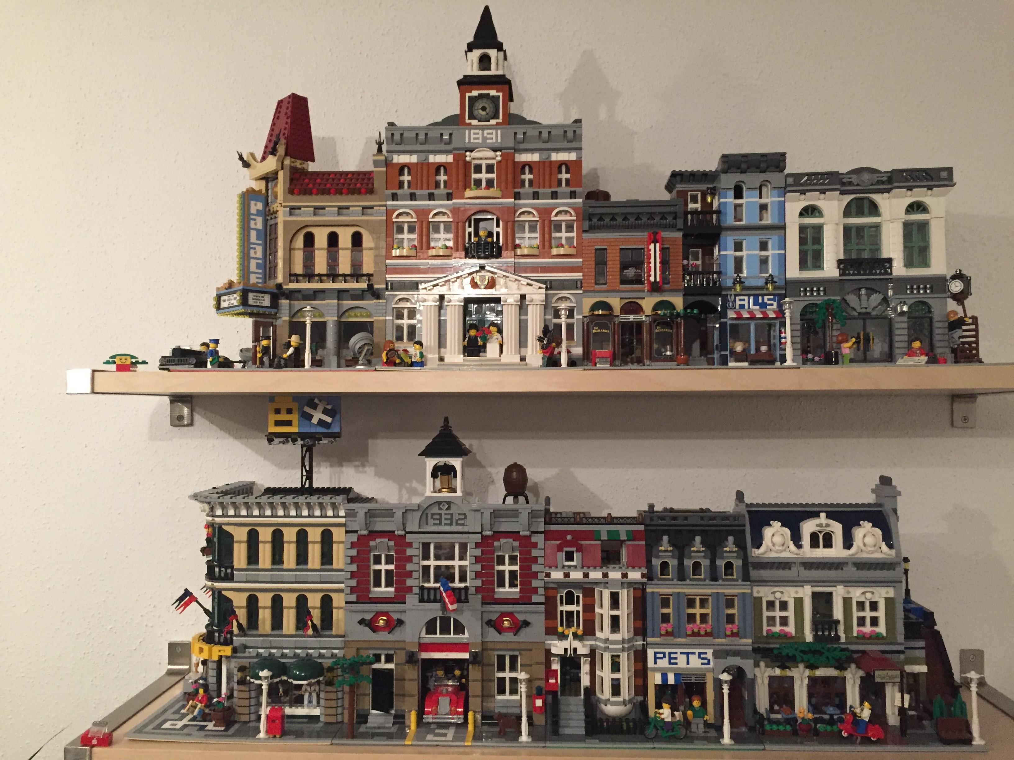 lego creator expert brick bank 10251 review legendiary. Black Bedroom Furniture Sets. Home Design Ideas